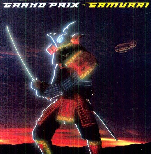 Grand Prix: Samurai (Lim.Collector'S Edit.) (Audio CD)