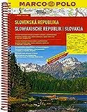 Slowakische Republik 1:200 000 (Spiralbindung) (MARCO POLO Reiseatlanten)