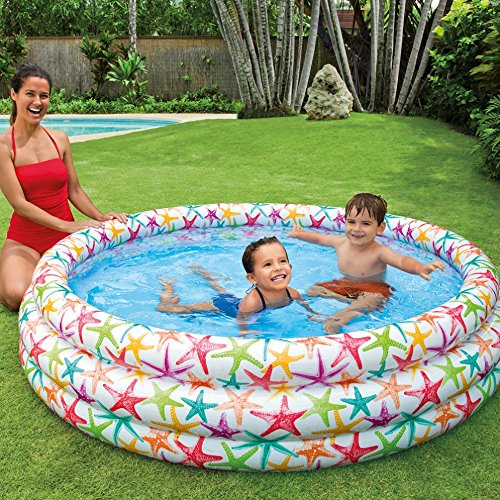 intex fun fish pool, white Intex Fun Fish Pool, White 619UazTNoBL