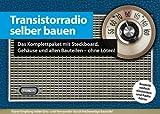 Transistorradio selber bauen - ohne zu Löten (Bausatz im Nostalgiegehäuse)
