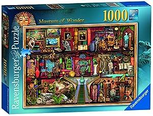 Ravensburger - Juego de Rompecabezas de 1000 Piezas, Museo de Wonder (19634)
