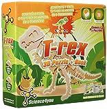 Science4you T-Rex, 3D-Puzzle–Spielzeug Wissenschaft und Bildung