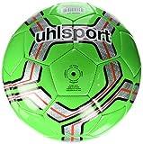uhlsport Bälle INFINITY 350 LITE SOFT, fluo grün/silber/schwarz, 5, 100160502 - 2