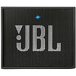 JBL Go Ultra Wireless Bluetooth Lautsprecher (3,5 mm AUX-Eingang, geeignet für Apple iOS und Android Smartphones, Tablets und MP3 geräten) schwarz
