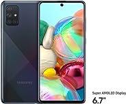 Samsung Galaxy A71 Smartphone, 8GB, 128GB, Black, UAE Version