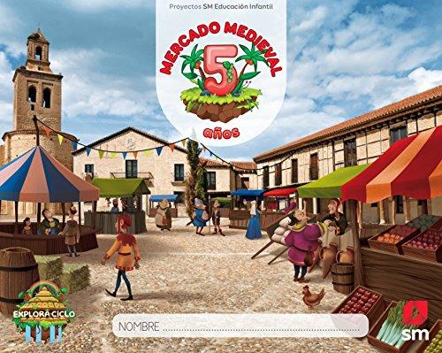 Mercado medieval (nivel 3) explora