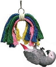 Papageien-Spielzeug für Kauen