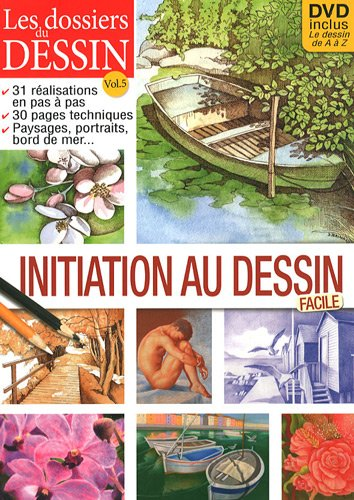 Initiation au dessin facile (1DVD)
