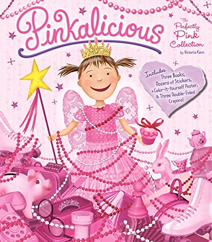 Pinkalicious the Perfectly Pink Collecti