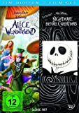 Alice im Wunderland/Nightmare before Christmas