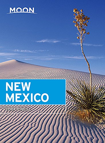 Moon New Mexico (Travel Guide) (Mexico Taos New)