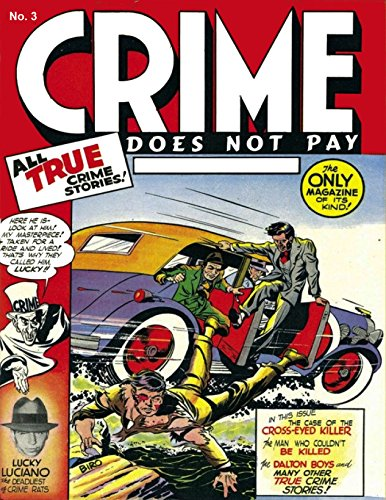 crime-does-not-pay-no-3-english-edition