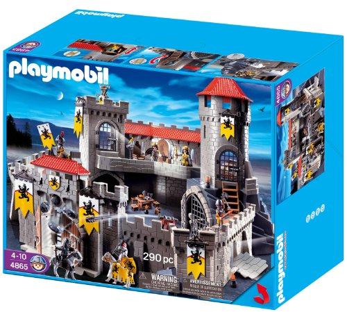 Playmobil 4865 - Große Löwenritterburg