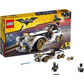 NEW LEGO Batman Playset 70911 The Penguin Arctic Roller