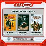 Best Play - Adventure Box Vol. 2 (Atlantis: Das heilige Vermächtnis / The Secrets of Da Vinci / Das Geheimnis der vergessenen Höhle)