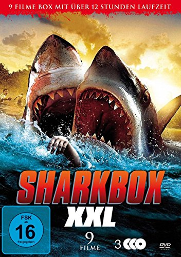 me Box (u.a. Sharknado, 2-Headed Shark Attack) [3 DVDs] ()