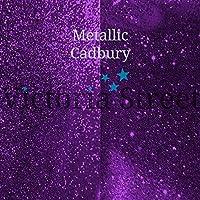 "Victoria Street Glitter Fine 0.008/"" // 0.2mm Jet Charcoal Holographic Black"