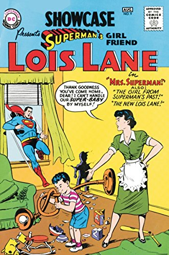 Superman's Girlfriend Lois Lane Archives Vol. 1 (Movies Volle Halloween Scary)