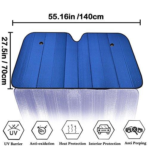 Big-Ant-protezione-solare-auto-parabrezza-Premium-protettiva-aspirante-parabrezza-e-protezione-per-rubinetti-grosse-e-flessibile-copertura-il-parabrezza-14070-cm-per-automobili-e-SUV--Molto-spesso-com