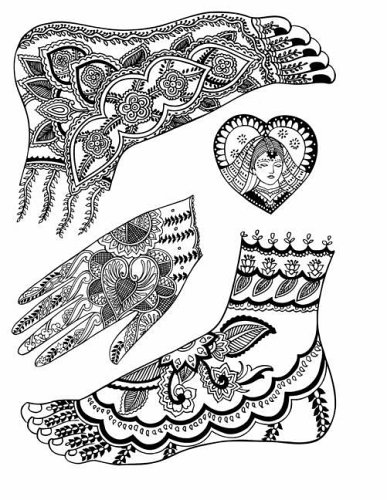 mehndi-designs-traditional-henna-body-art-dover-pictorial-archive