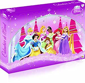 disney princess advent calendar toys games. Black Bedroom Furniture Sets. Home Design Ideas