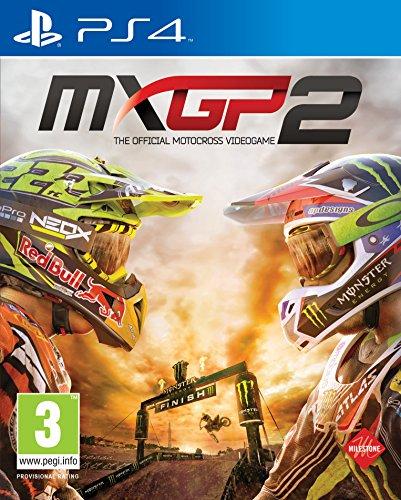 MXGP2: The Official Motocross Videogame - PlayStation 4 - [Edizione: Regno Unito]