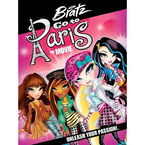 Bratz: Go To Paris The Movie /