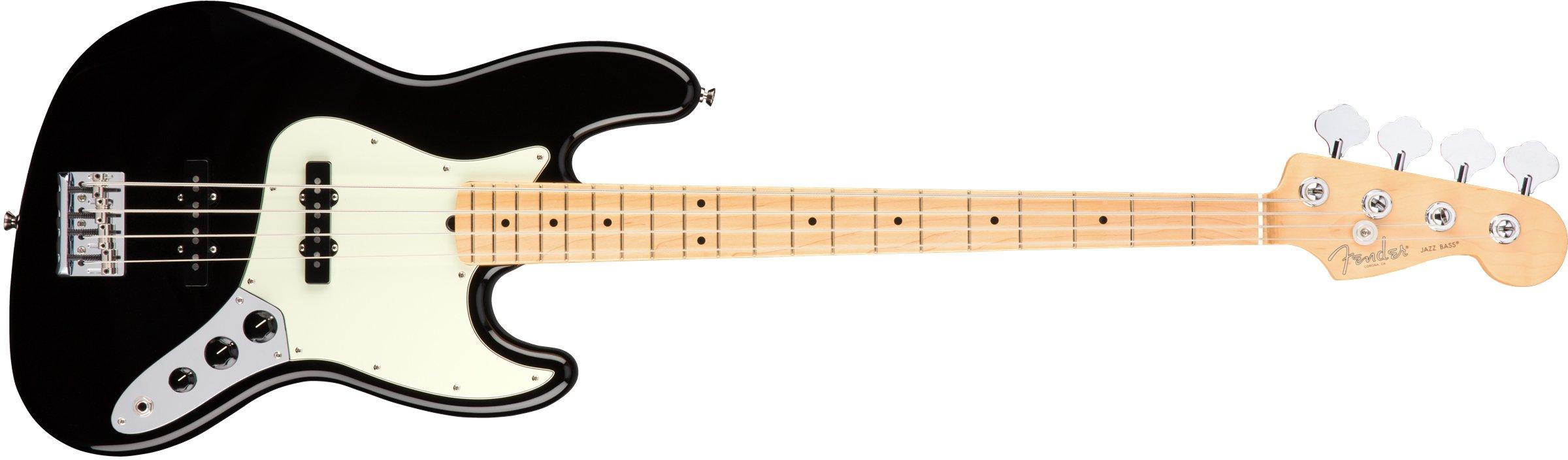 Fender American Pro Jazz Bass MN BK � Basso elettrico