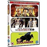 Tropic Thunder / Zoolander / Heartbreak Kid
