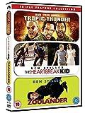 Tropic Thunder / Zoolander / Heartbreak Kid (3 Dvd) [Edizione: Regno Unito] [Edizione: Regno Unito]