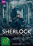 Sherlock - Eine Legende kehrt zur?ck! Staffel vier [2 DVDs]