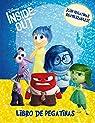 Inside Out. Libro de pegatinas: ¡Con pegatinas reutilizables!
