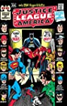 Justice League of America the Bronze...