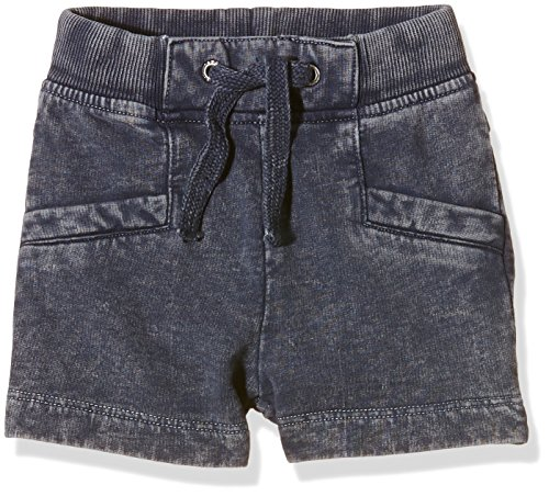 NAME IT Baby-Jungen Nitherman NB CU Swe Shorts Ger 216, Blau (Dress Blues), 86