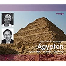 Ägypten, 4 Audio-CDs