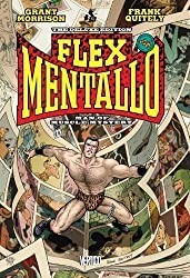 Flex Mentallo Man Of MuSCle Mystery Dlx HC by Quitely, Frank De Luxe Edition (2012)
