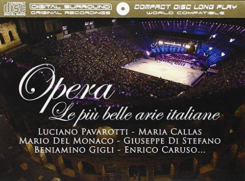 Opera - Le Piu Belle Arie Italiane