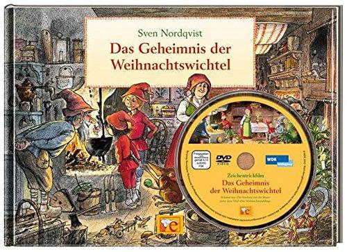 Das Geheimnis der Weihnachtswichtel mit DVD