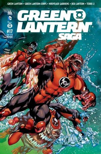 Green Lantern Saga, N° 17 :