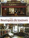 Paris, Boutiques de toujours