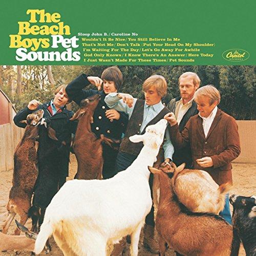 Preisvergleich Produktbild Pet Sounds (50th Anniversary 2-CD Dlx Edt)