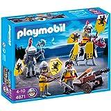 Playmobil Caballeros - Tropa de caballeros (4871)