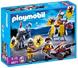 Playmobil 4871 Knights Lion Knights Troop
