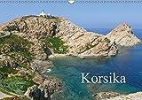 Korsika (Wandkalender 2018 DIN A3 quer): Bilder einer Insel (Monatskalender, 14 Seiten ) (CALVENDO Orte) [Kalender] [Apr 01, 2017] Watsack, Carsten