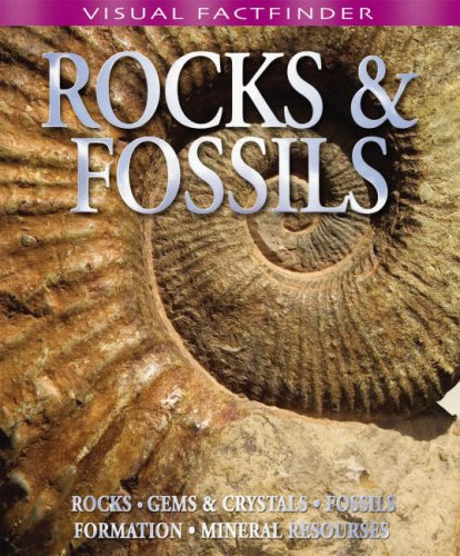 Visual Factfinder - Rocks and Fossils