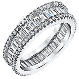 Best Metal Masters Wedding Rings - Metal Masters Co. Sterling Silver Eternity Ring Wedding Review