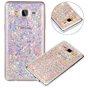 Surakey Compatible avec Coque Samsung Galaxy J3 2016