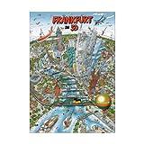 Extragoods Wusel Puzzle Tüte - Frankfurt 336 Teile