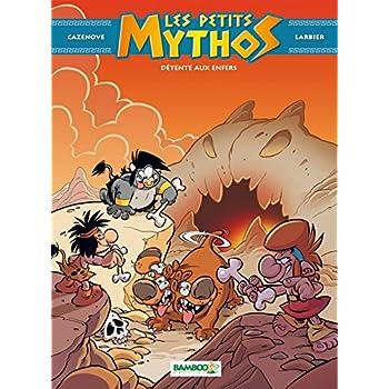 Les petits mythos, Tome 5 : Détente aux enfers