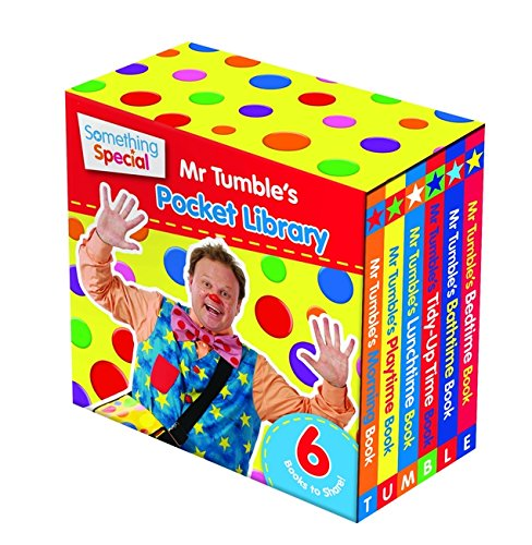 Image of Something Special: Mr Tumble's Pocket Library